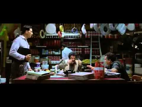 Khatta Meetha   Funny video clip from Hindi Movie
