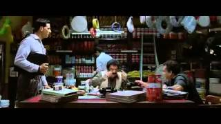 Khatta Meetha   Funny video clip from Hindi Movie