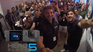 GoPro SA Hero 5 Launch Party!
