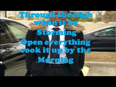 NBA Youngboy - Through The Storm (LYRICS)