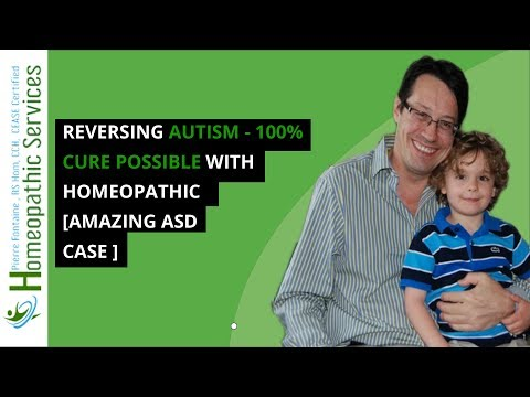 Reversing autism, another case. Absolutely possible.