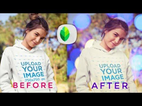 snapseed tutorial ||Bokeh Effect ||Bokeh background ||Bokeh photography 2019 thumbnail