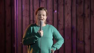 Sharon Mannion - Comedy Bright Club