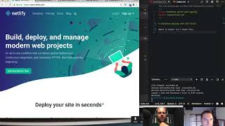 Using Netlify, Part 1: Setting Up, Deploying, and Poking Around