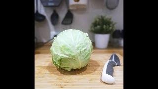 Салат из Свежей Капусты Очень Просто и Вкусно!!! #1