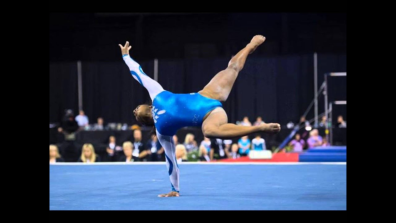 Simone Biles Floor Music 2015 Youtube