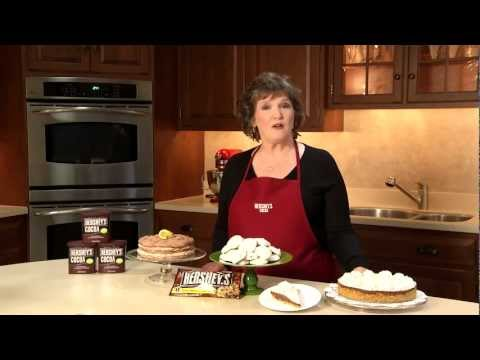 Gluten Free Baking from HERSHEY'S Kitchens