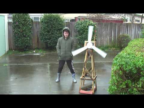 Harrys windmill project