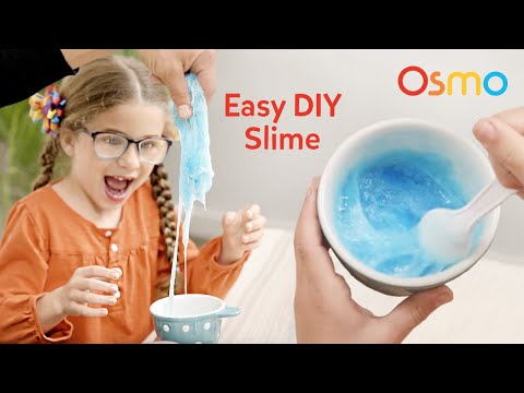 How To Make Slime With Your Kids: Easy DIY Slime Tutorial | Osmo
