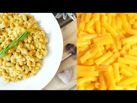 EASY VEGAN MAC AND CHEESE IN A RICE COOKER // oil/nut/soy/gluten free