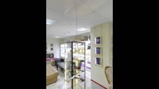 3d виртуальное посещение магазина Amorem и выставк