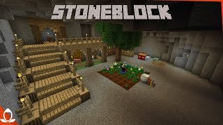 [3] Minecraft Stoneblock 2: Doing Achievements! | Interactive Streamer