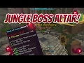 Wynncraft 1.15: Jungle Boss Altar! (How To Get Tribal Masks)