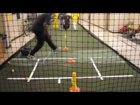 Fast hands, fast feet - Fielding/Agility - Great Drill - Cricket Montreal
