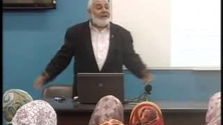 دراسات فلسطينية: خلفيات بروز القضية الفلسطينية [المحاضرة: 4/23]