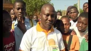 Accident Wadata Dont le Taximan a disparu dans la nature à Niamey Niger