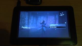 1# Assassin's Creed: Unity (PC) test on tablet PC(medium /low details)