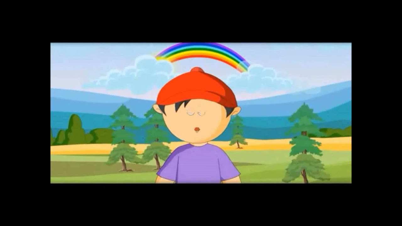 understanding rainbow lesson for kids education video