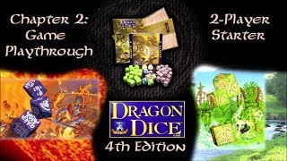 Dragon Dice™ Field Guide: Game Playthrough - 4th Edition 2-Player Starter