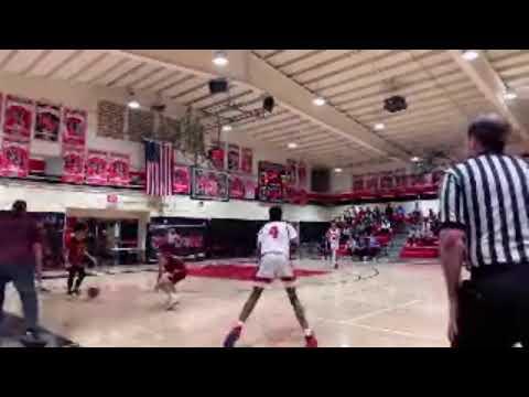Boys Basketball: Mount Miguel vs. Monte Vista