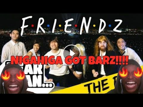 Friends Theme Song Rap! (Dear Ryan) REACTION!!!