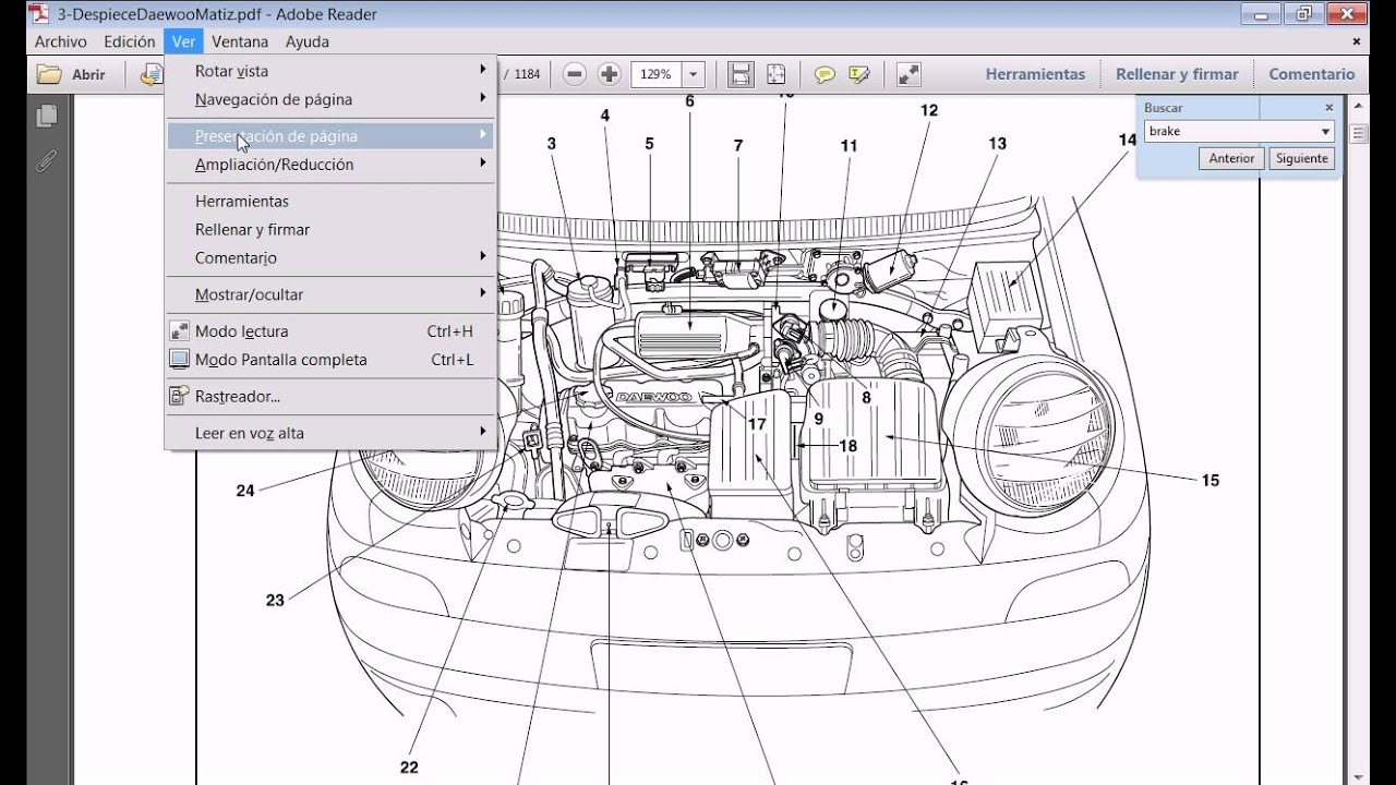 Daewoo Tico Wiring Diagram - Wiring Diagrams List on