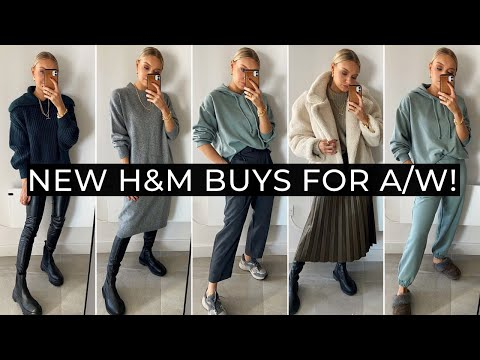 H&M HAUL AND TRY-ON FOR AUTUMN 2020