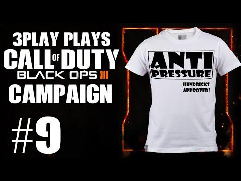 Black Ops 3 - #9 | Anti-Pressure Shirts!