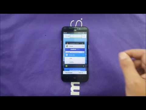 ZTE Avid Trio How To bypass google account  FRP