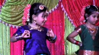 Diwali celebration : Pushpanjali Dance