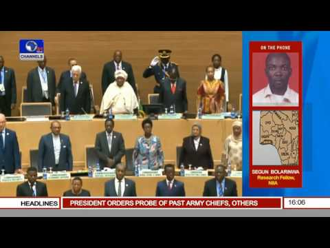 Network Africa: Morocco Lobbies To Re-Enter African Union Pt 2