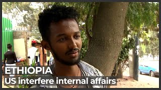 US 'gravely concerned' ahead of elections in Ethiopia