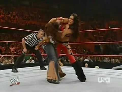 Download WWE RAW 01/10/2007│Melina vs Mickie James