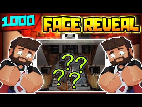 Minecraft FACTIONS Server Lets Play - NAPKIN0FTRUTH FACE REVEAL!! - Ep. 1000 ( Minecraft Faction )
