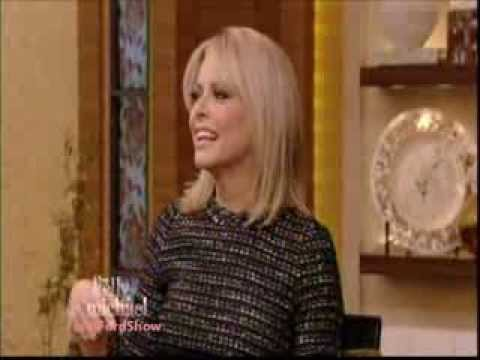 Faith Ford   LIVE! WITH KELLY & MICHAEL