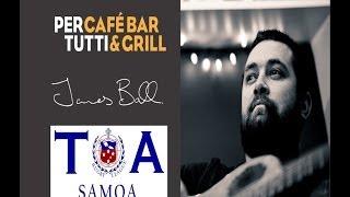 I'm Yours, Jason Mraz (james Ball Cover) | The Beard Band & The Samoan Rugby League Team