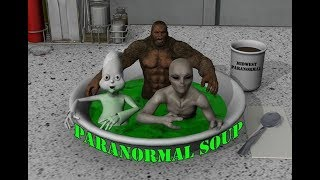 Paranormal Soup live test