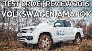 Volkswagen Amarok V6 Test Drive | Review 2016