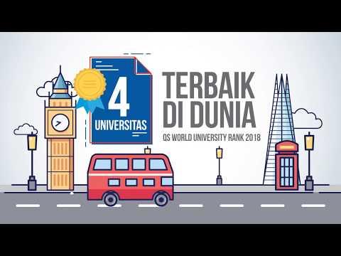 UK and Europe Education Expo Jakarta 2018