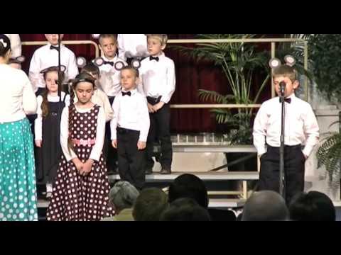 Penn View Christian Academy Spring Program 2017