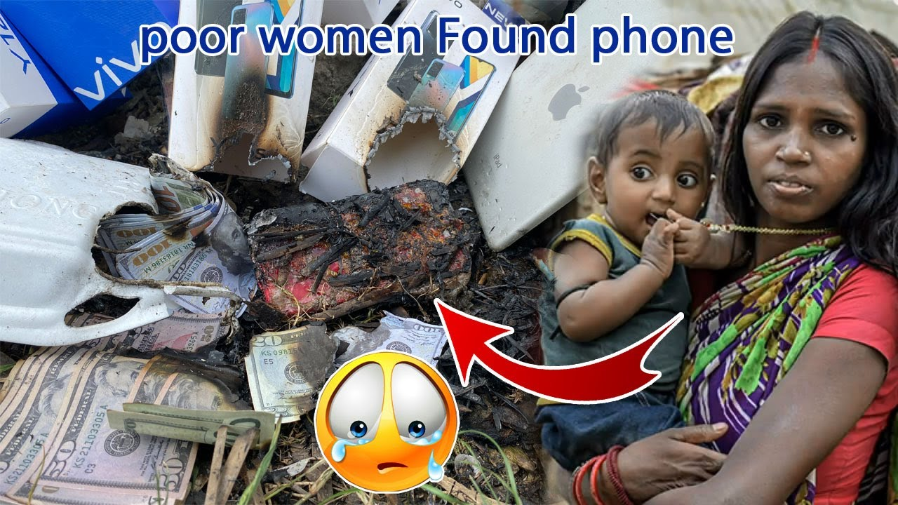 Awesome ! Restoration abandoned destroyed phone found from the fire