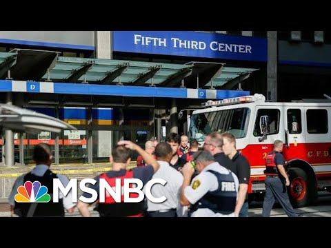 Multiple Fatalities In Downtown Cincinnati Shooting | Velshi & Ruhle | MSNBC