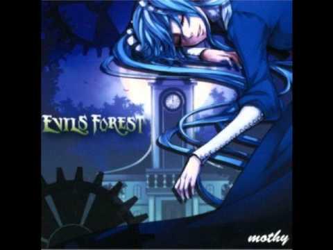 Graveyard Party (master of the graveyard) -- EVILS FOREST Track 2 w/Lyrics