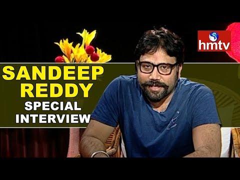 2017 News Makers | Arjun Reddy Director Sandeep Reddy Exclusive Interview | hmtv News