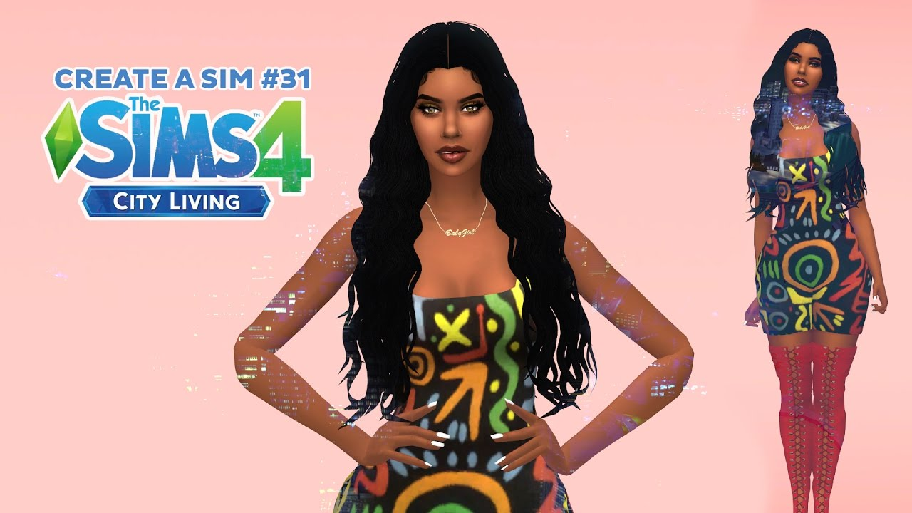 how to create a city sims 4