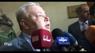 تفجيرات قصر العدل بدمشق محاولة لإلصاق تهمة الإرهاب بالثورة