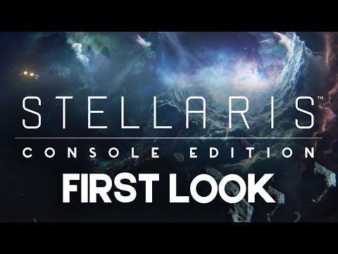 First Look | Stellaris: Console Edition