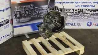 Коробка передач б/у механическая (МКПП) Фольксваген Гольф 2.8i, код: CCM. HD Видеообзор.