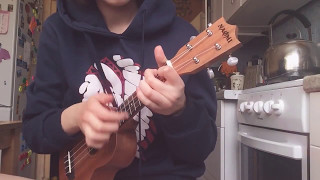 Пошлая Молли- Супермаркет (ukulele cover)