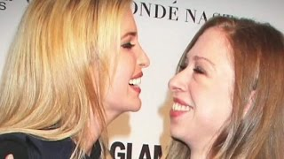 Will the 2016 race change Ivanka and Chelsea's frien...